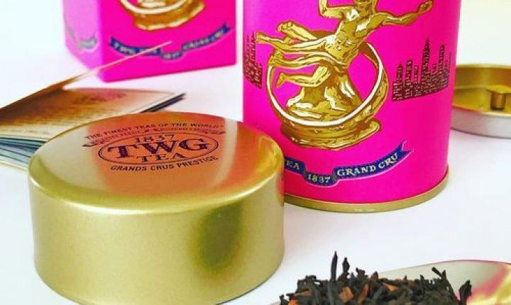 人気の紅茶で褒められる!おしゃれな紅茶はプレゼントにも