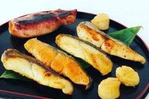 人気のお魚ギフト【高級】焼くだけ簡単!個包装の詰め合わせ