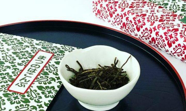 花錦戸の「まつのはこんぶ」出汁の旨味とコク、辛みが絶妙!