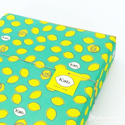 Koti,コティのレモンケーキ