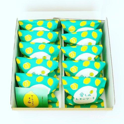 Kotiの愛しのレモンケーキ