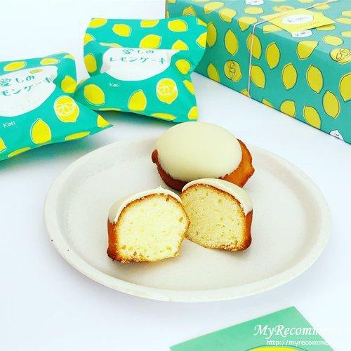 Kotiのレモンケーキ