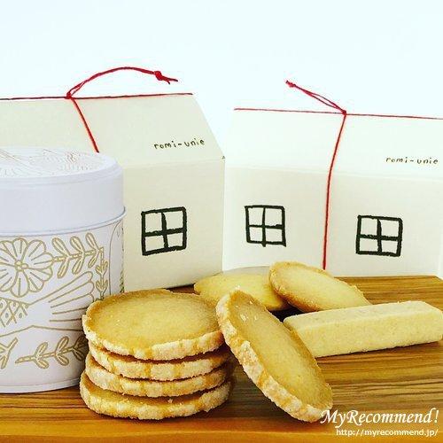 ロミユニの焼き菓子