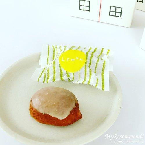 ロミユニのレモンケーキ