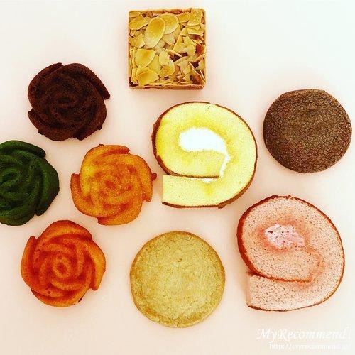 パティスリー モンシェールの焼き菓子