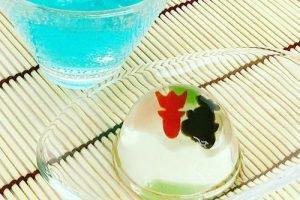 和菓子のゼリー
