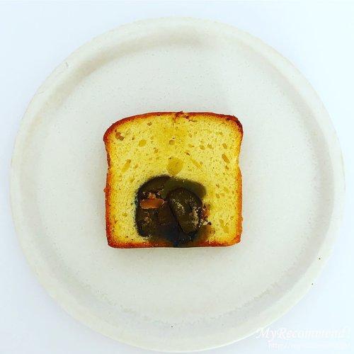 小布施堂,くりあんケーキ