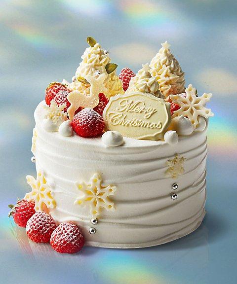 ロリオリ365のクリスマスケーキ