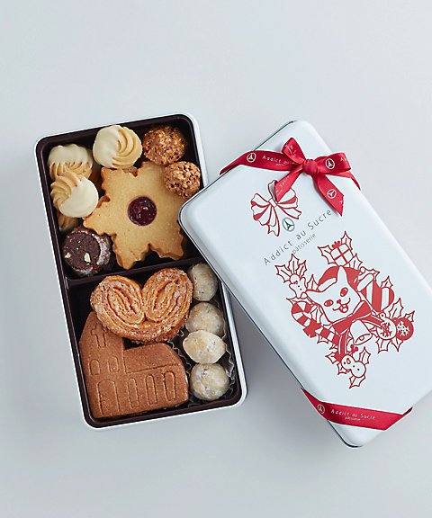 アディクト オ シュクルのクリスマスクッキー