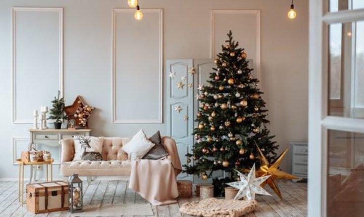 おしゃれなクリスマスツリー2021!大型の北欧風ツリーも