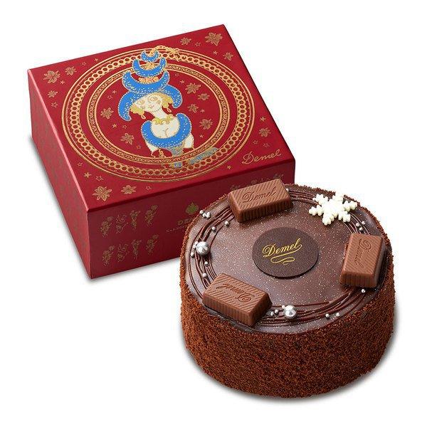 デメル,クリスマスケーキ,お取り寄せ