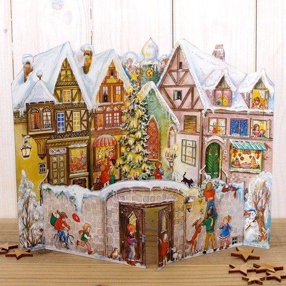 ドイツ製のクリスマスアドベントカレンダー