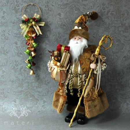 クリスマスカラードアベル