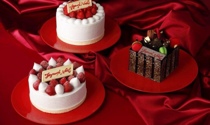 いちごのクリスマスケーキ!美味しい苺のショートケーキ2021