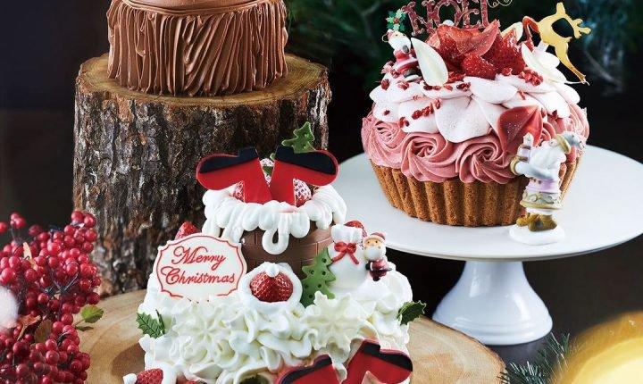 可愛いクリスマスケーキ2021!ずっと眺めていたくなる!