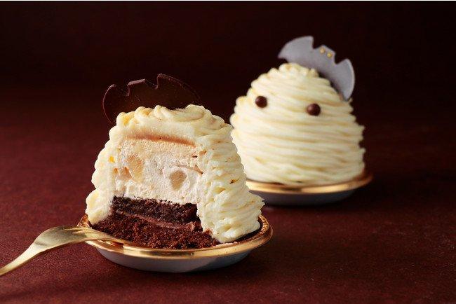 ベルアメールのハロウィン限定ケーキ
