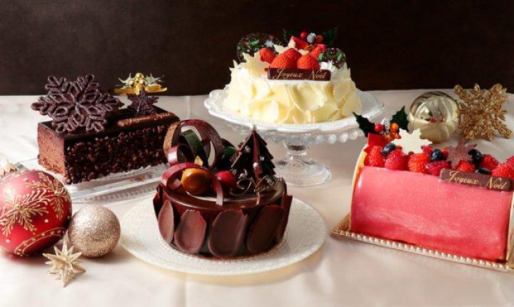 クリスマスのチョコレートケーキ【2021】人気ショコラティエも