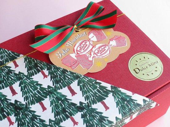 ドゥルセ・ミーナ,クリスマス菓子