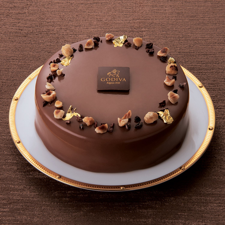 ゴディバ,クリスマスケーキ