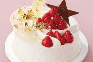 グラマシーニューヨークのクリスマスケーキ