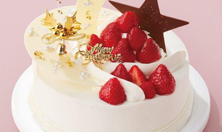 グラマシーニューヨーク【2021】クリスマスケーキをご紹介