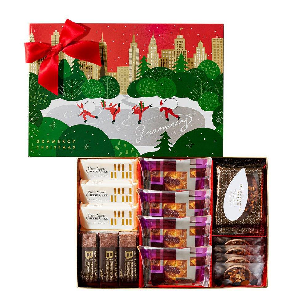 グラマシーニューヨークのクリスマス焼き菓子