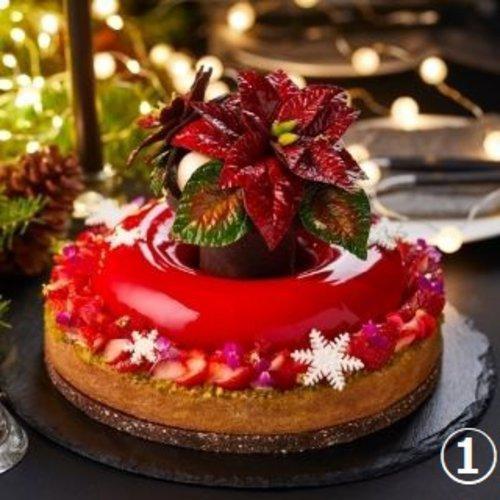 帝国ホテルのクリスマスケーキ2021