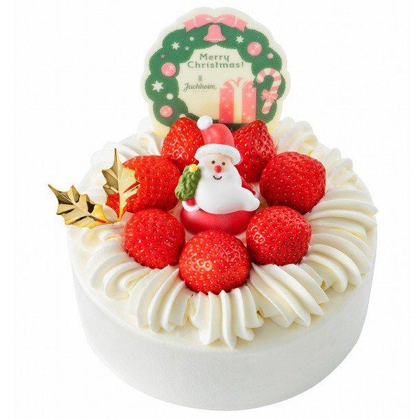 ユーハイムのクリスマスケーキ