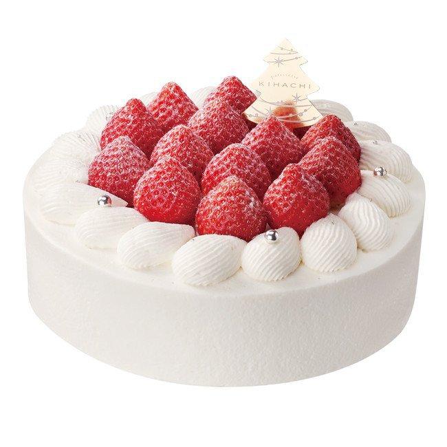 パティスリー キハチのクリスマスケーキ