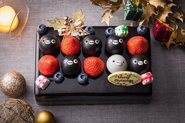 ホテルメトロポリタン,Suicaのペンギン クリスマスケーキ
