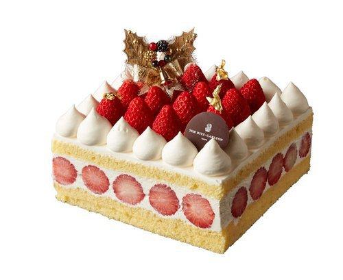 ザ・リッツ・カールトン東京,クリスマス限定ケーキ