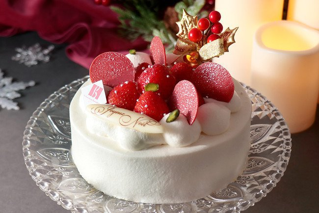 セバスチャン・ブイエのクリスマスケーキ