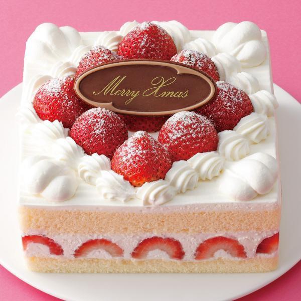 千疋屋総本店のクリスマスケーキ